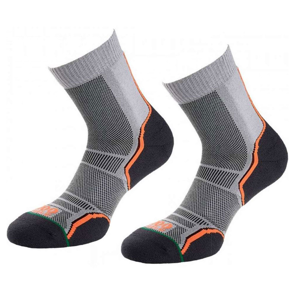 1000 Mile Trail Sock Twin Pack #1