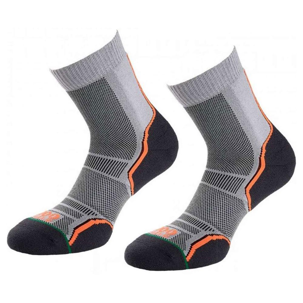 1000 Mile Trail Sock Twin Pack Socks #1