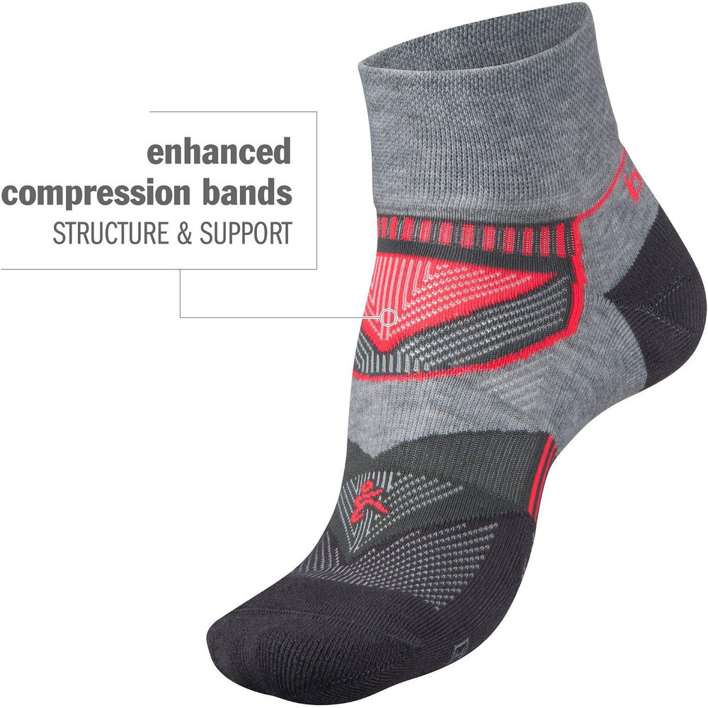 Balega Enduro 2 Quarter Socks #3