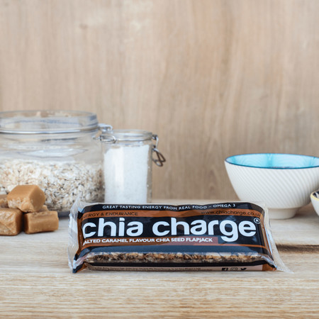 Running Food Chia Charge Bar #4