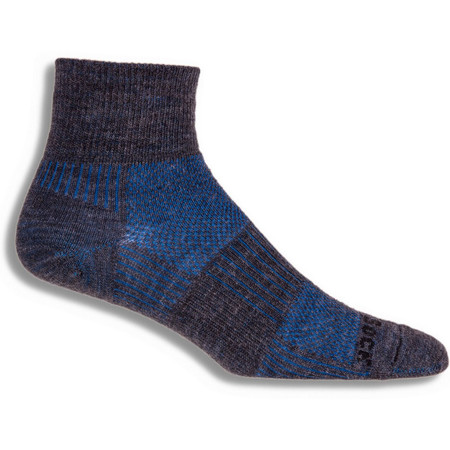 Wrightsock Merino Coolmesh II Quarter Socks #1