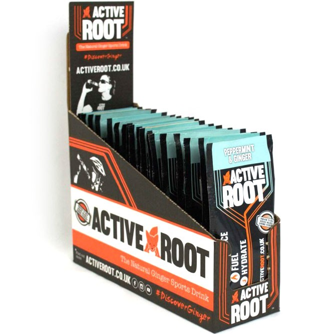 Active Root Single Sachet (1 X 35g) #8