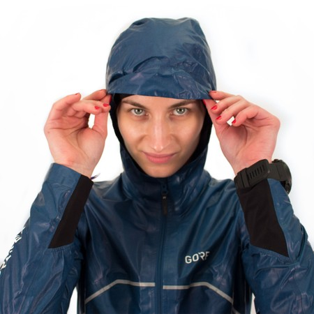 Gore GTX Shakedry Hooded Trail Jacket #9