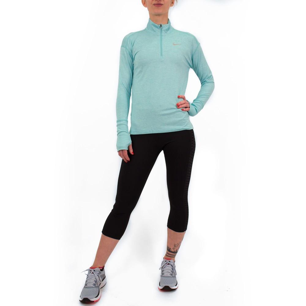 Nike Element Half Zip Top #8