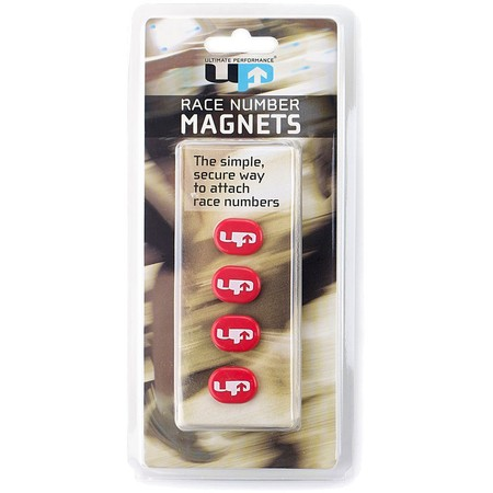 Ultimate Performance Race Number Magnets #6