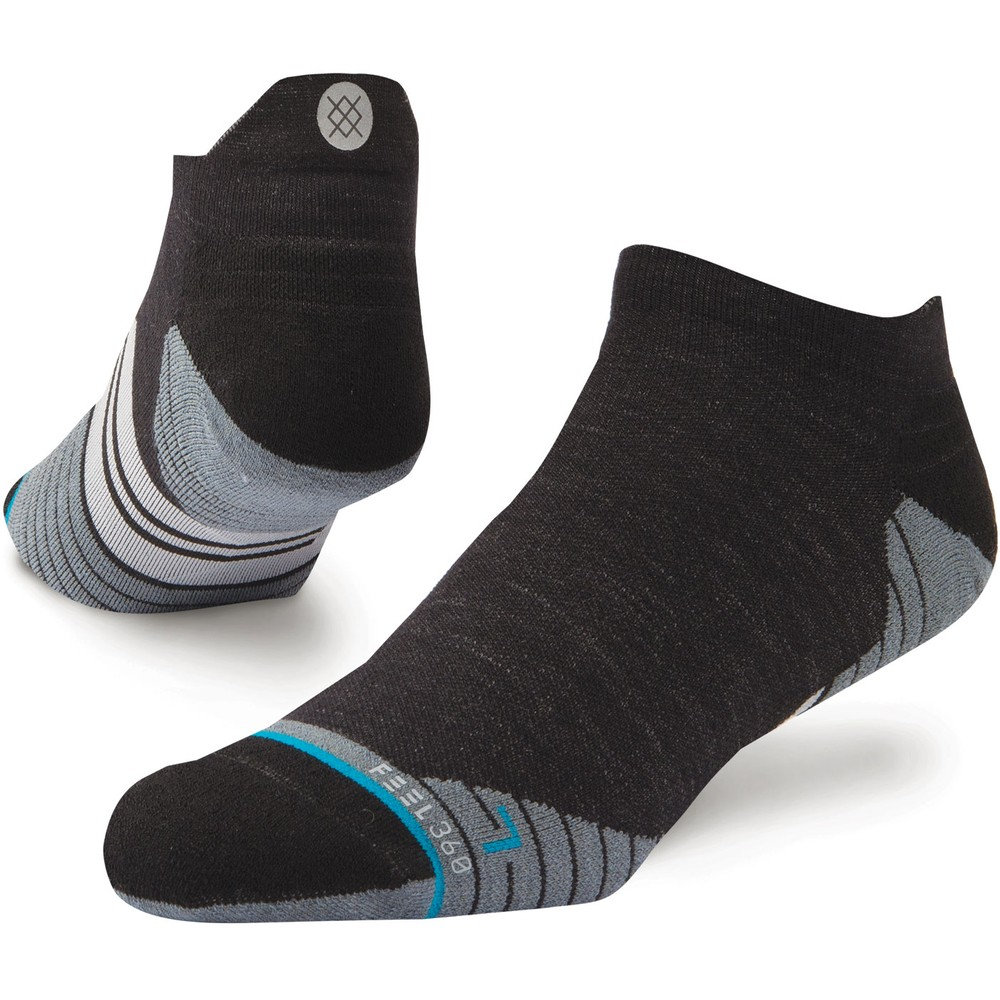 Stance Run Feel 360 Wool Tab #1