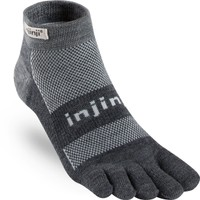 INJINJI  Outdoor Midweight Mini Crew Nuwool Socks