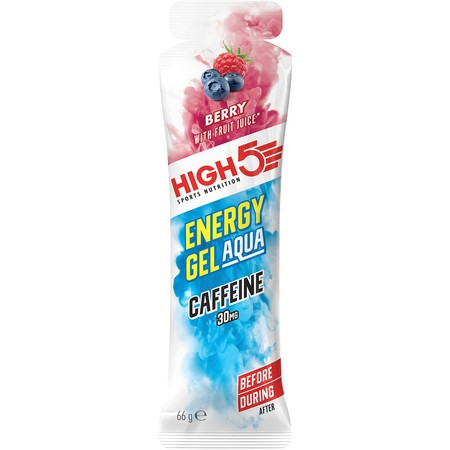 High 5 Energy Gel Aqua Caffeine #1