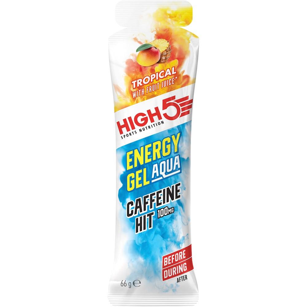 High 5 Energy Gel Aqua Caffeine #3