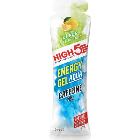 High 5 Energy Gel Aqua Caffeine #5