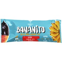 MIGHTYBEE Bananito - Dark Chocolate Dipped