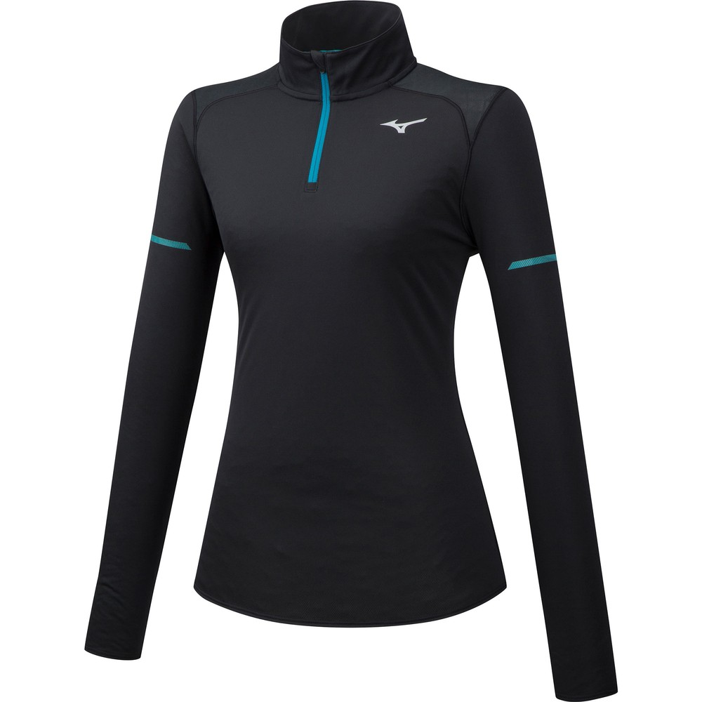 Mizuno Alpha Half Zip Top #1