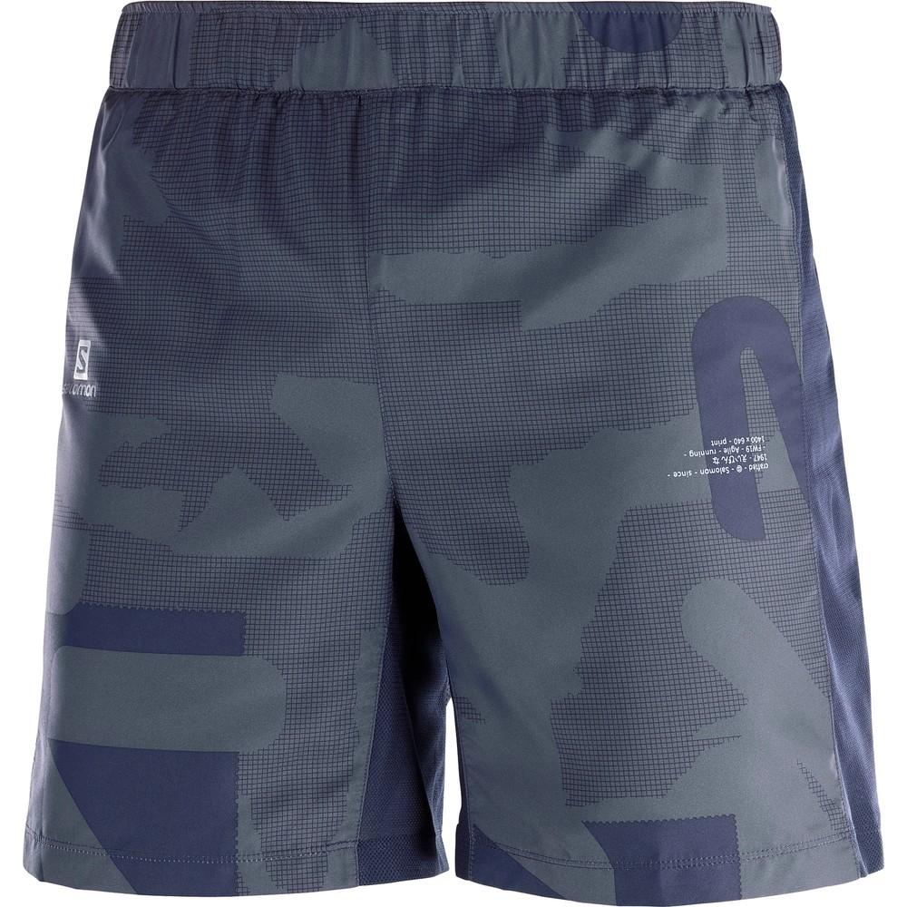 Salomon Agile 7in Shorts #1