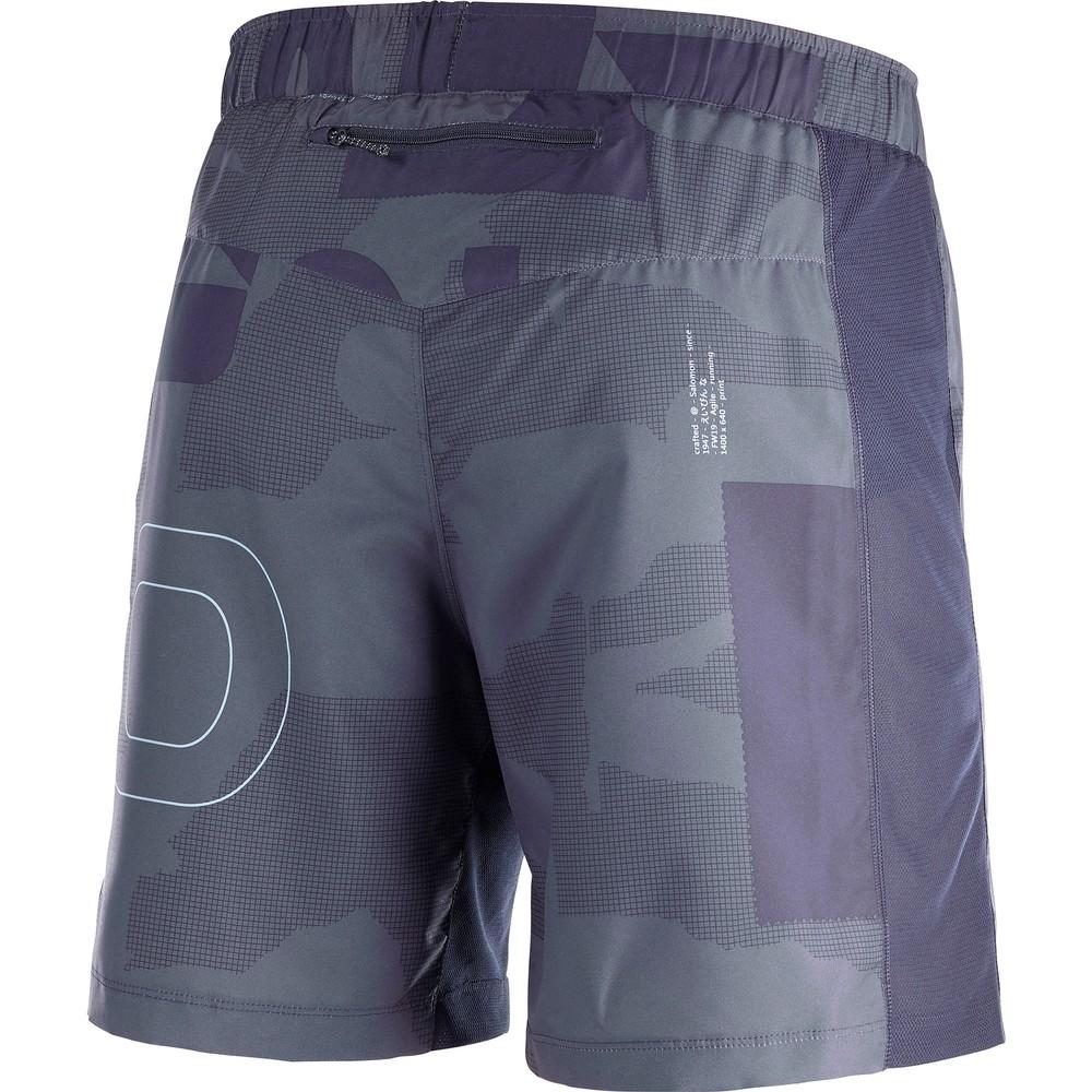 Salomon Agile 7in Shorts #2
