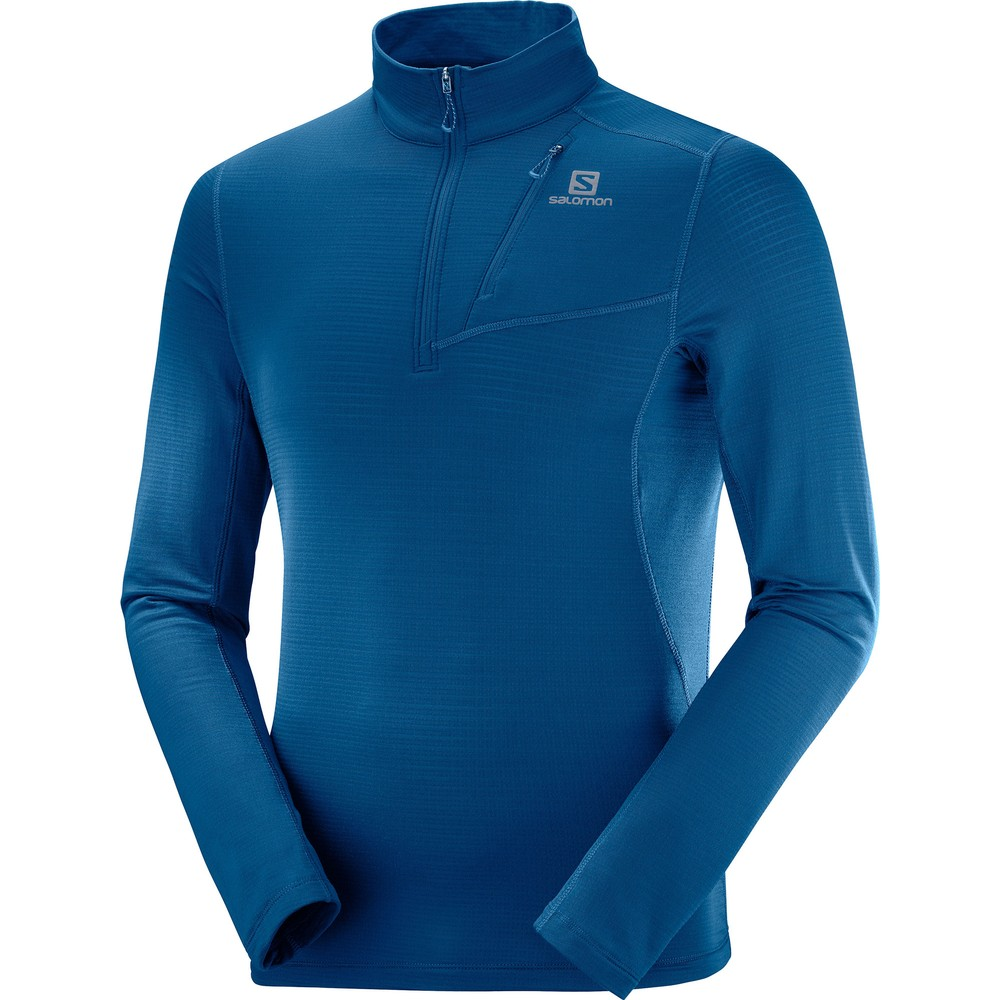 Salomon Grid Half Zip Top #1