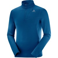 SALOMON  Grid Half Zip Top