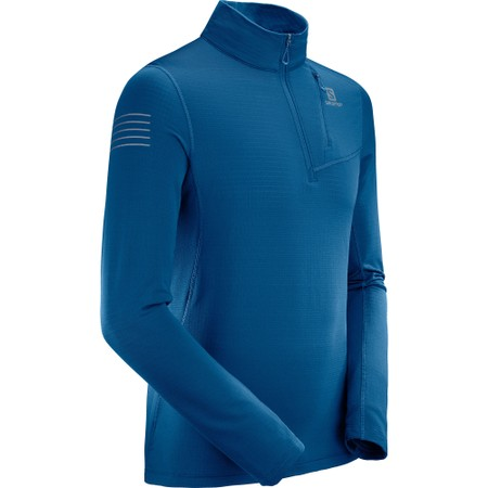 Salomon Grid Half Zip Top #3