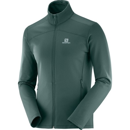 Salomon Discovery Full Zip Top #1