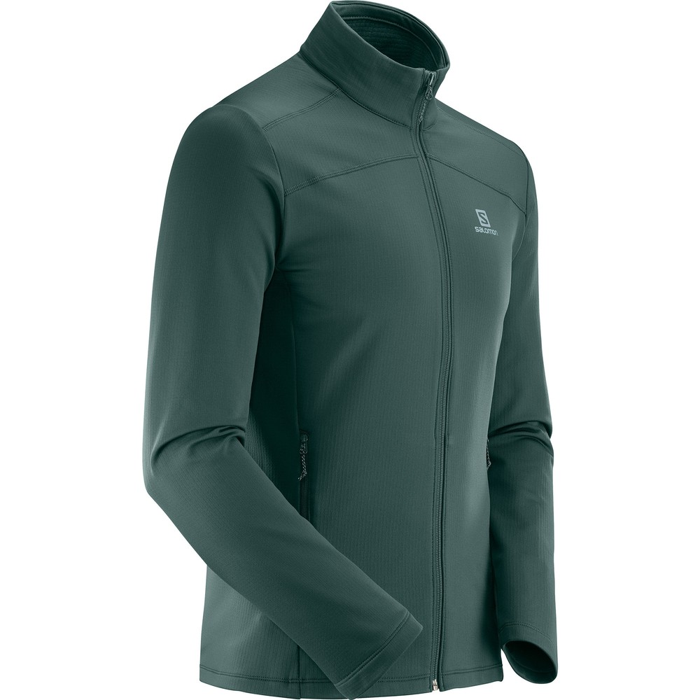 Salomon Discovery Full Zip Top #3