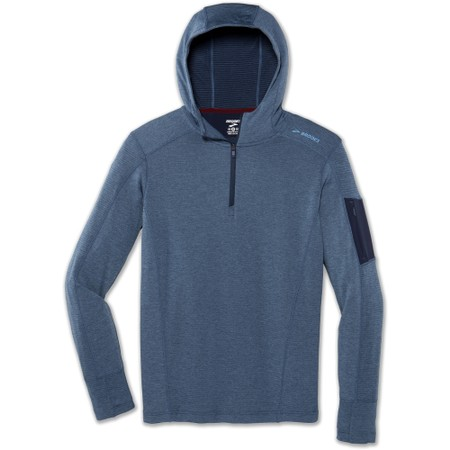 Brooks Notch Thermal Hoodie #1