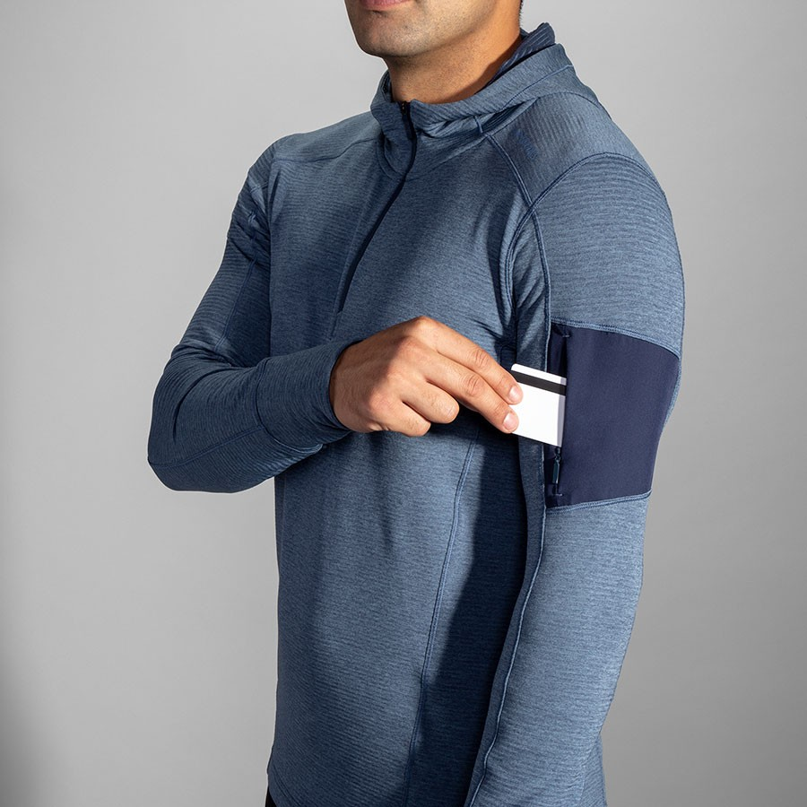 Brooks Notch Thermal Hoodie #3