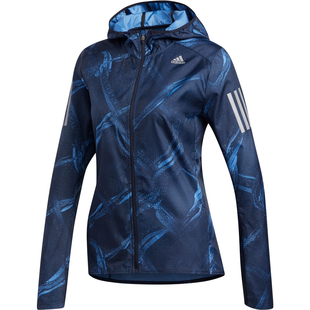 Adidas Own The Run Jacket #1