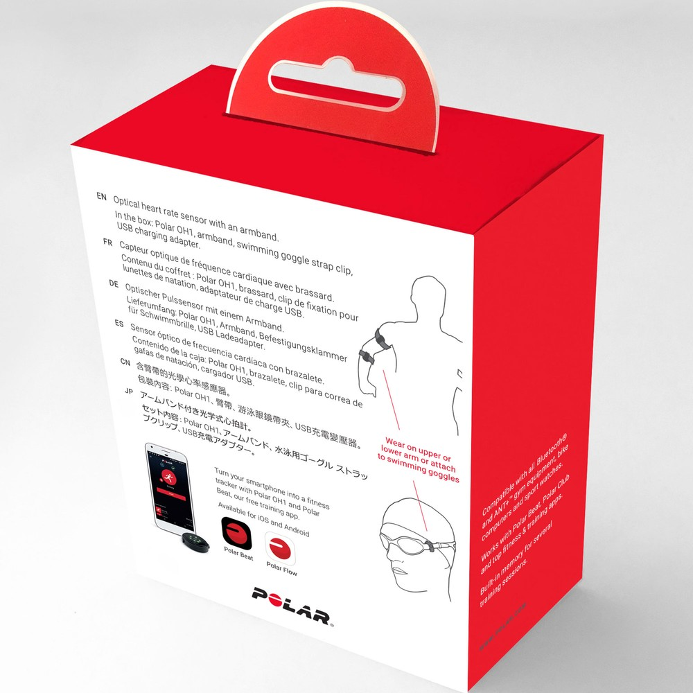 Polar OH1 Optical Heart Rate Sensor #8