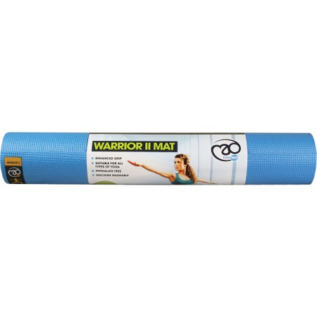Fitness-Mad Warrior Yoga Mat II 4mm #3