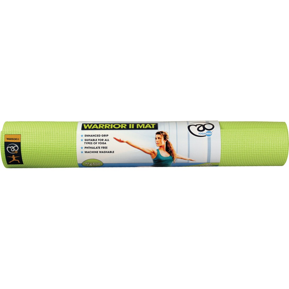 Warrior Yoga Mat II 4mm #3