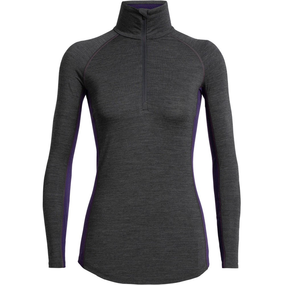 Icebreaker 200 Zone Half Zip Baselayer #1