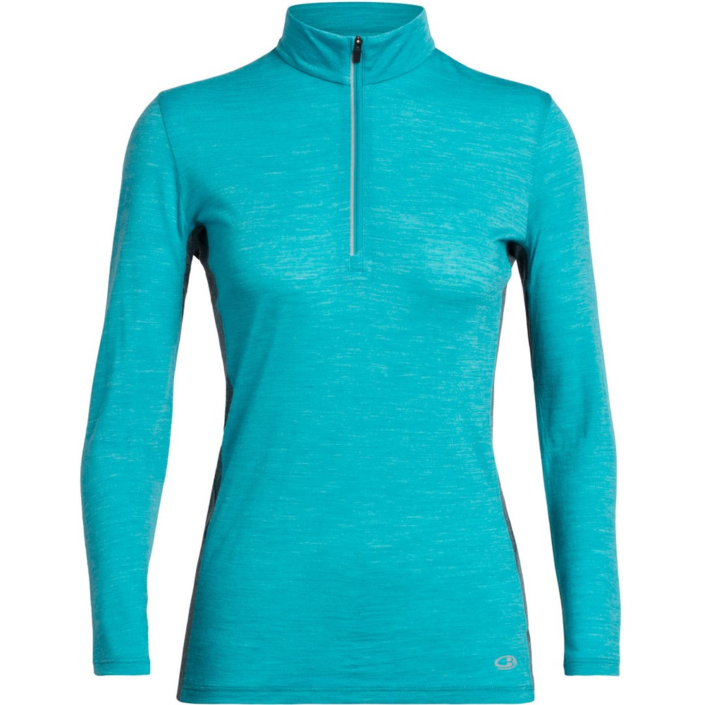 Icebreaker Amplify Half Zip Top #1