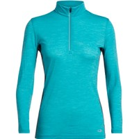 ICEBREAKER  Amplify Half Zip Top