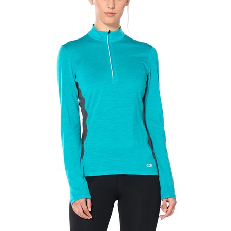 Icebreaker Amplify Half Zip Top #2