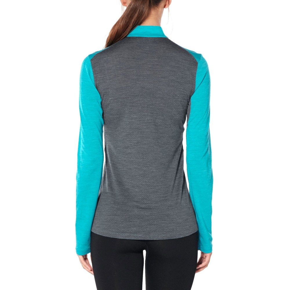 Icebreaker Amplify Half Zip Top #4
