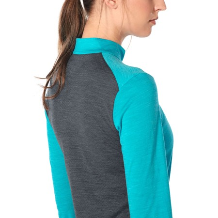 Icebreaker Amplify Half Zip Top #5
