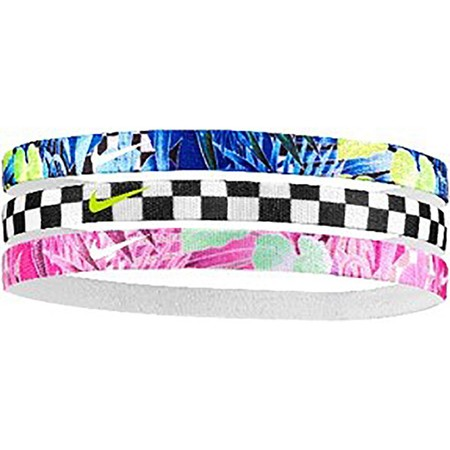 Nike Printed Headbands 3 Pack #4