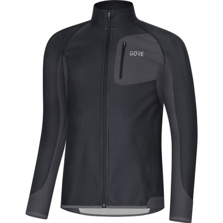 Gore Partial Windstopper Shirt #1