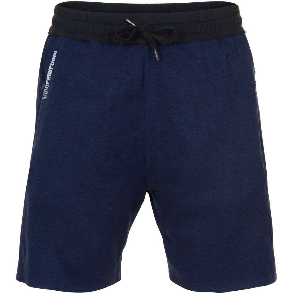 Crewroom Track Warm 7in Shorts #1