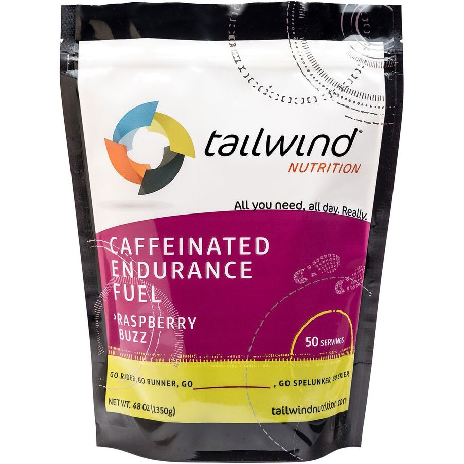 Tailwind Caffinated Endurance Fuel 50 Serving Pack #1