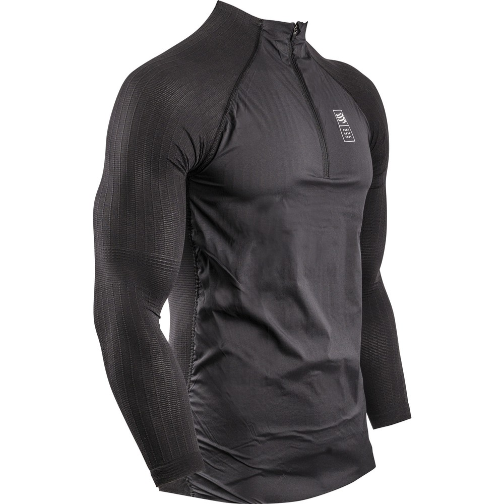 Compressport Hybrid Pullover #1