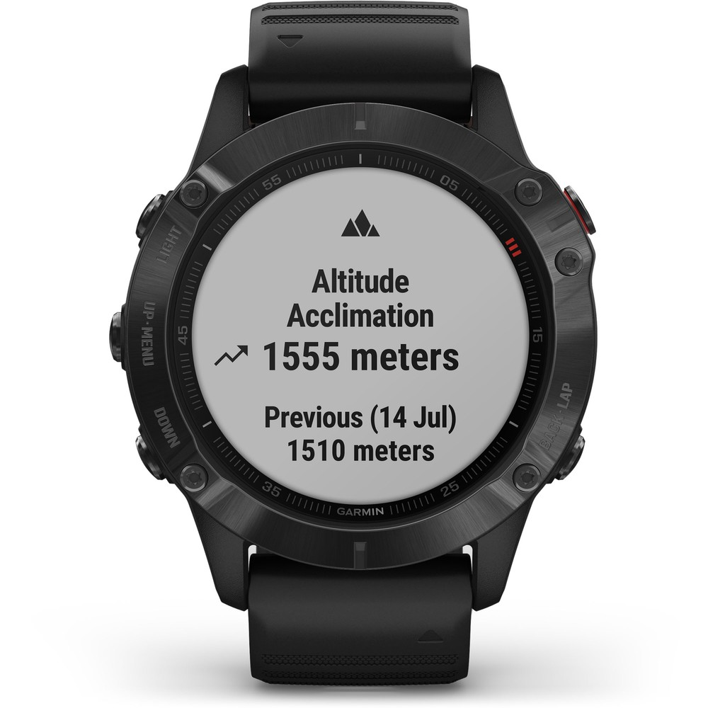 Garmin Fenix 6 Pro Multisport Watch #4