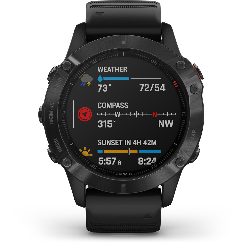 Garmin Fenix 6 Pro Multisport Watch #6