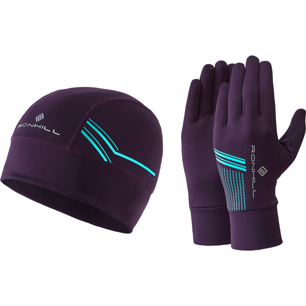 Ronhill Beanie And Gloves Set #1