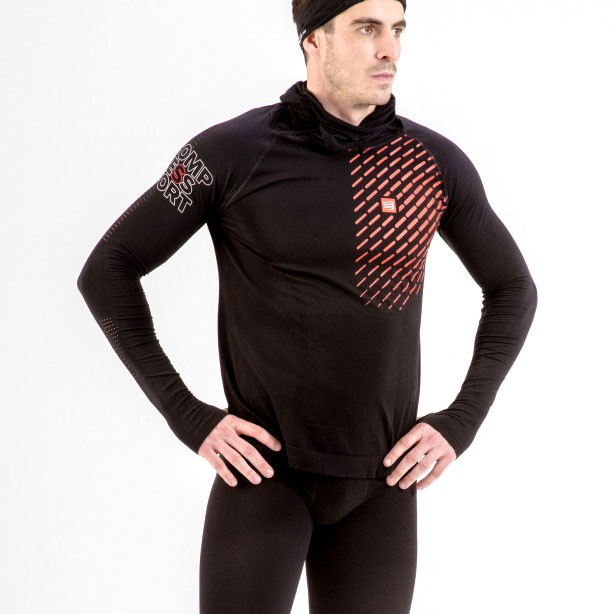 Compressport 3D Thermo Ultralight Hoodie #5
