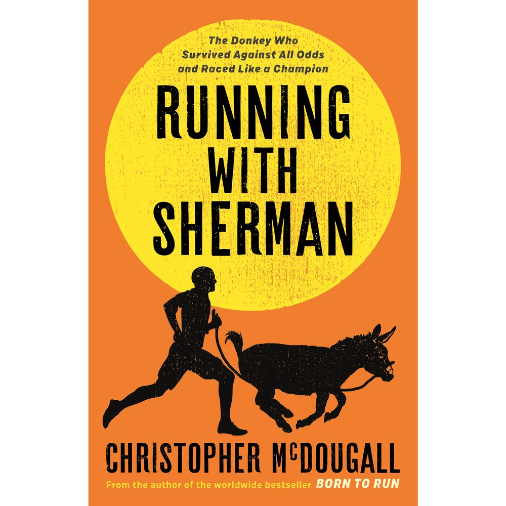 Running With Sherman - Christopher McDougall #1