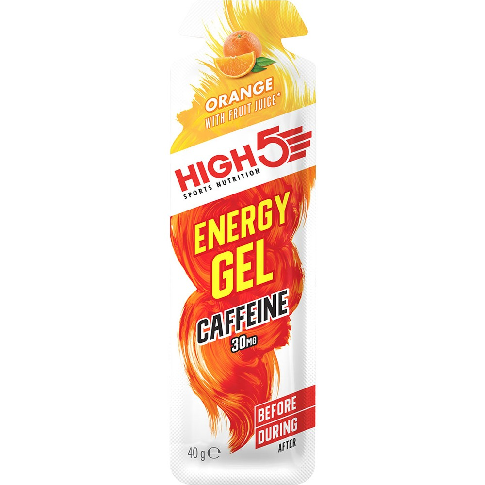 High 5 Energy Gel + Caffeine #1
