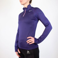 MIZUNO  Warmalite Half Zip Top