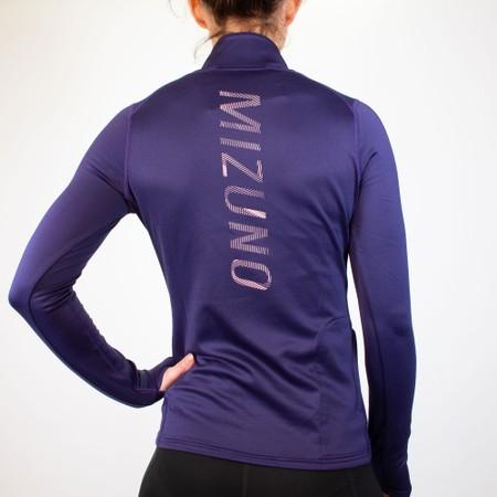 Mizuno Warmalite Half Zip Top #3