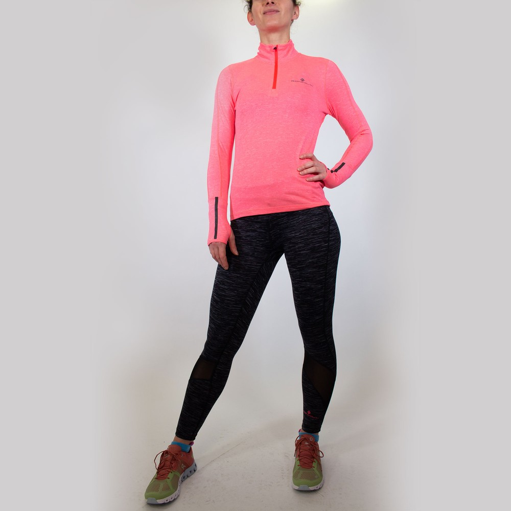 Ronhill Stride Thermal Zip Top #6