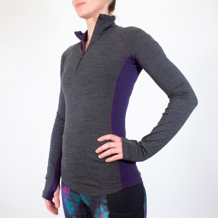 Icebreaker 200 Zone Half Zip Baselayer #2